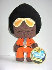 "Little Big Planet Sackboy  Afro Marvin   13"" Sony Video Game Soft Toy"