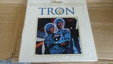 LASERDISC FILM  TRON   BOX SET