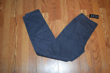 NWT Womens ABS by Allen Schwartz Luxe Touch Skinny Gray Stretch Pants Sz 8