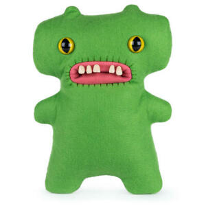 Spin Master FUGGLER Funny Ugly Monster Green Gaptooth McGoo Brand New In Box