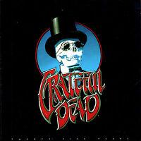 GRATEFUL DEAD 1990 25th ANNIVERSARY TOUR CONCERT PROGRAM BOOK / JERRY GARCIA