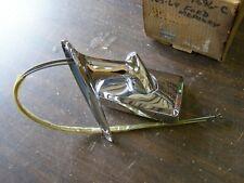 NOS OEM Ford 1963 1964 Galaxie 500 XL LTD Remote Mirror Chrome Trim + Mercury