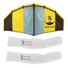 Foldable Windsurfing Inflatable Kite Kiteboarding Wing Water Flying & Arm Sleeve