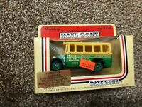 lledo models of days gone thorps hall school bus brand new in box *B*