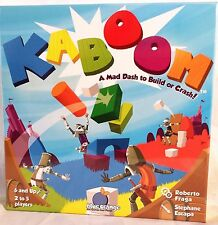 KABOOM Family Action Board Game by Blue Orange