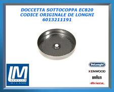 DOCCETTA SOTTOCOPPA EC820 6013211191 DE LONGHI ORIGINALE