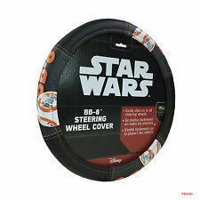 New Disney Star Wars BB-8 Synthetic Leather Car Truck Steering Wheel Cover