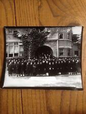 1933 F&M Franklin And Marshall College University Graduation Photo Lancaster Pa