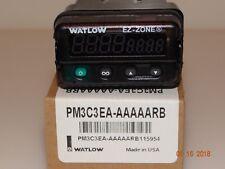 WATLOW PM3C3EA-AAAAARB EZ-ZONE PID TEMPERATURE CONTROLLER