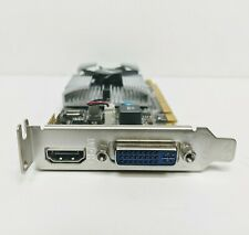 MSI NVIDIA GeForce 210 1GB GDDR3 DVI/HDMI Low Profile PCI-Express