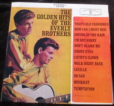 EVERLY BROTHERS The Golden Hits Of The Everly Brothers LP