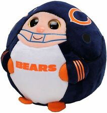 "Chicago Bears Beanie Ballz ""5 Small Plush Player 11323"