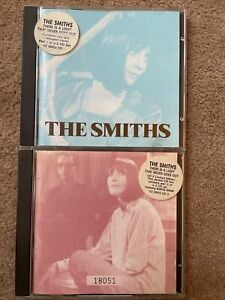 THE SMITHS and Sandy Shaw - There Is A Light That Never Goes Out double CD RARE!