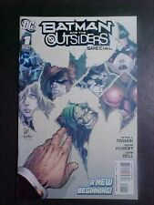 BATMAN AND THE OUTSIDERS SPECIAL #1 ONE-SHOT! VF 2009 DC COMICS