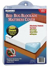 Blockade Mattress Cover for Queen Size Mattress Prevents Bed Bug and Dust Mites
