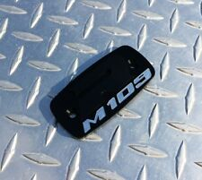 Suzuki M109R Black 3D Brake Fluid Reservoir Cap / Cover / Lid M109 Boulevard