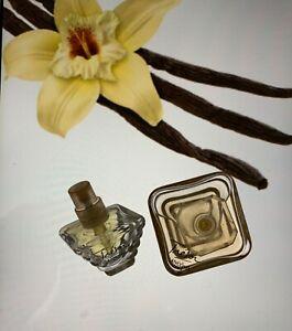 2 miniatures Lancome - Tresor 2,5 ml left edt & Tresor edp 7 ml left