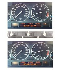1 BMW 5er E39 Tacho Multifunktions Display Pixel Reparatur Kontaktfolie Flexband