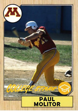 PAUL MOLITOR COLLEGE ACEO ART CARD #### FREE COMBINED SHIPPING ####