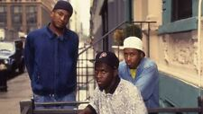 Poster a tribe called quest photo new york rap hiphop vintage 90's