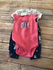 nwt carters baby girl 9 Month