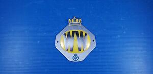 Emblème badge CLUB AUTO WW Wegen Wacht MG TRIUMPH ROVER JAGUAR NEUF d'époque