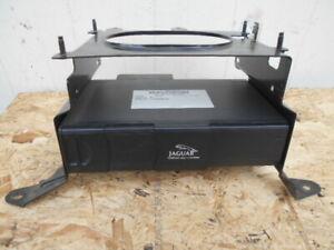 JAGUAR S-TYPE CD PLAYER CD-WECHSLER 6-FACH MIT MAGAZIN 1X4318C830AB