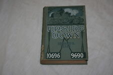 Upside Down by Edward S. Ellis 1909 Hardcover