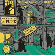"Various - The Birth Of Funk (NEW 12"" VINYL LP)"