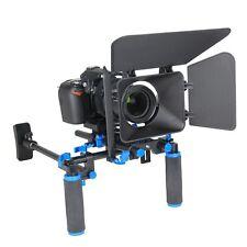 Video Shoulder Rig Mount Support Stabilizer For DSLR Camera Camcorder