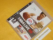 NBA LIVE 08 Playstation 3 PS3 NUOVO SIGILLATO versione ITALIANA STUPENDO  2008