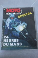 MOTO JOURNAL 551 KAWASAKI GPZ 1100 ; FOURNALES ; 24 Heures du Mans 1982