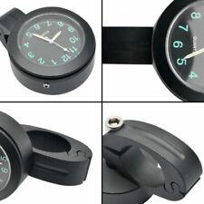 7/8 '' Motorraduhr Uhr Uhren Clock Für Motorrad Fahrrad Lenkeruhr