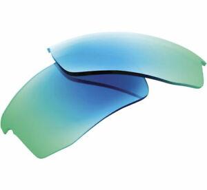 100% Replacement Sunglasses Lens / Speedcoupe - Green Mirror