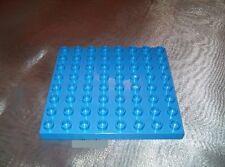 Lego Duplo Bauplatte blau  Platte Plate 8x8 aus 6158 4968 4961 4960 4965 3778
