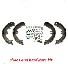 Rear Emergency Parking Brake Shoe Set w/ Hardware Kit for ES300 ES350 Camry