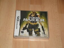 Nintendo DS Region Tomb Raider Underworld