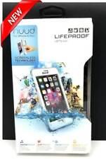 NEW Lifeproof NUUD Case for iPhone 6Plus & 6SPlus Black Pink Mermaid-Teal White