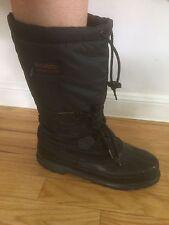 SOREL Winter Black Snowboot Womens Sz 8