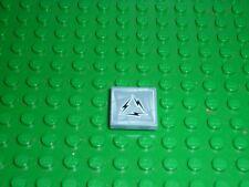 Lego Tile 2 x 2 with Alpha Team Arctic Logo Pattern' (3068bpx121) Set 4744/4745