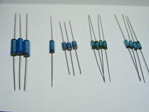 Ero Roederstein KP1838 and MKP1845 capacitors mixed values