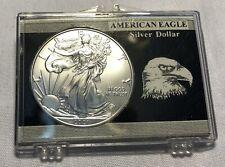 2021 American Silver Eagle 1 Troy Oz. .999 Fine Silver One Dollar Coin BU