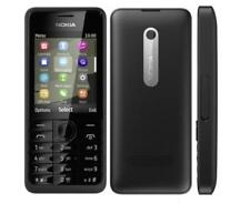 NOKIA Dual SIM 301 BLACK Unlocked BLUETOOTH FM RADIO Free shipping