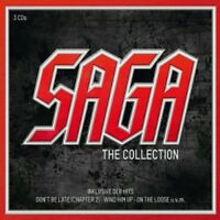 Saga - Collection [New CD] Holland - Import