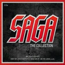 Saga - Collection [New CD] Holland - Import