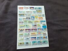 Thematics - Fishes - Various Mint And  Used Stamps (2)