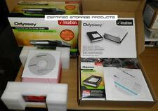 NEW IMATION ODYSSEY 80GB Hard Disk Storage System 26440 USB - The Complete Kit