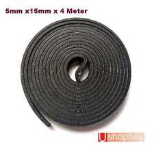 Universal Weather Stripping  Sponge Rubber Seal Strip EPDM Tape 4M Door Seal