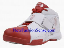 New Authentic Starbury Big Ben Red White  High Top Basketball Shoes Size 7.5