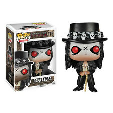 FUNKO POP 2014 AMERICAN HORROR STORY PAPA LEGBA #175 Sealed Box IN STOCK